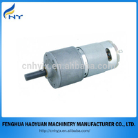 12V DC High Torque mini planetary gearbox small boat gearbox gear reduction