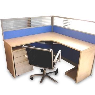 Muebles modulares de oficina-partición-Otro Mobiliario de Oficina-Identificac...