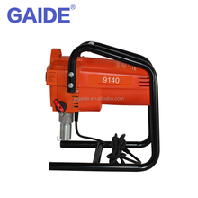 Automatic electric high pressure airless spray paint machine tools manufacturer/cheap electric airless paint equipment tool