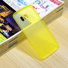 New products 2017 0.35mm pp material Ultra-thin mobile shell phone case for Samsung S7 edge