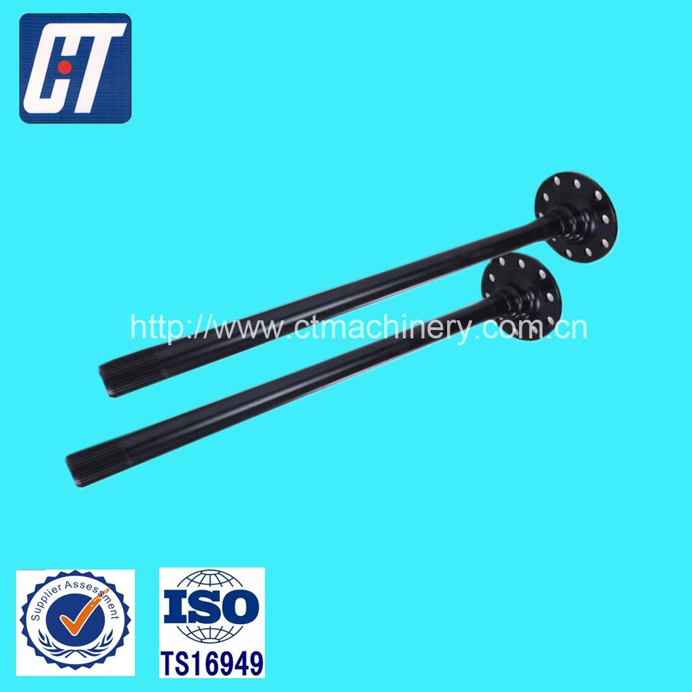Rear Shaft Vehicle Parts with High Precision