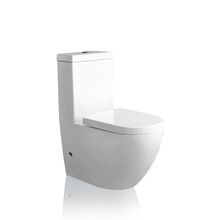 More Popular Chaozhou Sanitary Ware Ceramic Public Chinese One Piece Toilets