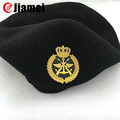 Any design High frequency pvc army beret badge