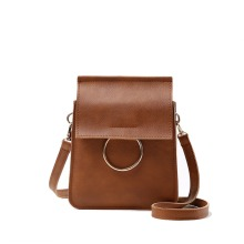 <strong>Fashion</strong> women's leather bag for 2017 new women's single cross shoulder bag