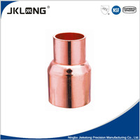 UPC NSF End Feed fitting copper fitting reducing coupling with stop CxC UPC NSF