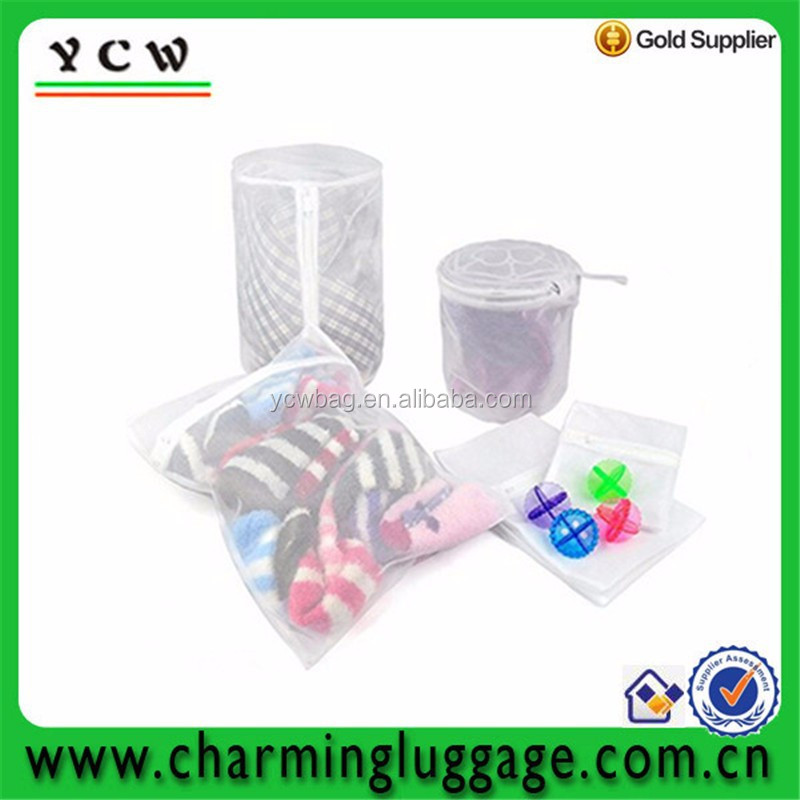 all kinds of shaped promotional laundry bag mesh laundry bag