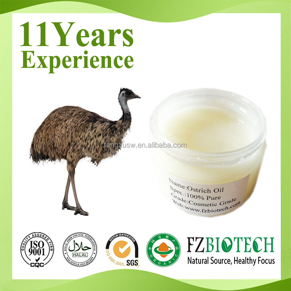 China Suppliers Cosmetic Grade Private Label Service 100% Pure Australia Emu Oil