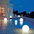 Outdoor Wireless Remote Control Led Rgb Remote Ball