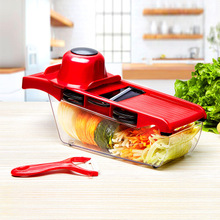 12 in 1 manual vegetable chopper magic vegetable slicer multi-functional spiral vegetable cutter slicer