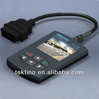 CE & FCC Certified, Tektino SA-200 Specific tool, Mazda code reader