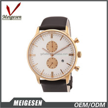 Top fashion vogue big face Multi-funcation Chronograph watches for Men