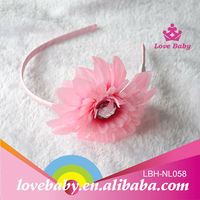 Wholesale new arrival flower girl baby fairy headdress
