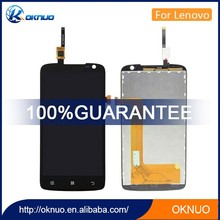 Original LCD Display with Touch Screen Digitizer Assembly for Lenovo S820