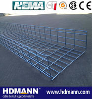 Outdoor and Indoor Galvanized Cable Trunking