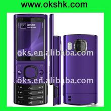 6700S Quad-band GSM cell phone with 5MP camera 3G Bluetooth camera