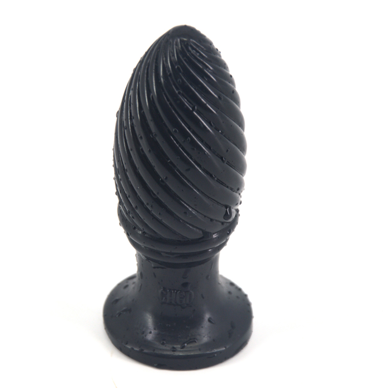 PVC Deal Apple Rotating Male Artificial Anal Masturbation13cm*4.5cm Porn male Masturbation Anal Sex Toy