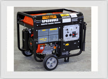 Top Quality 6.5Kw Gasoline Generator For Sale SPG8500E2