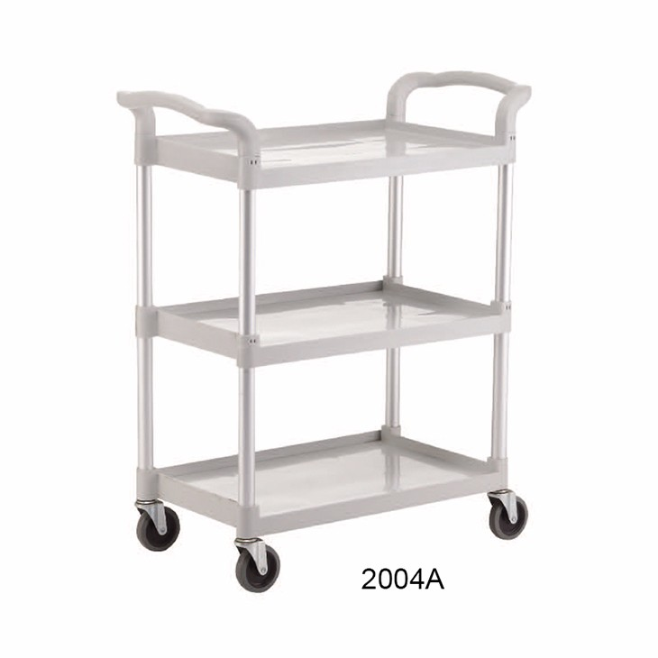 MUK wholesale hotel restaurant kitchen collecting multifunction food trolley