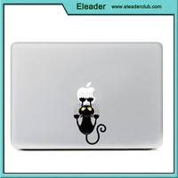 For Macbook sticker transparent with decal pattern,laptop surface protector