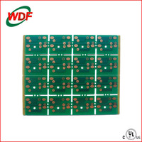 OEM services provided immersion Silver air conditional pcb board assembly