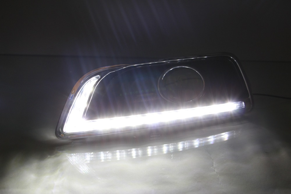 LED Professional factory produce ! DRL for Chevrolet Malibu LED daytime running lights