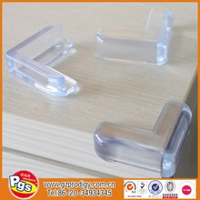 baby furniture clear plastic decorative furniture rubber corner guard