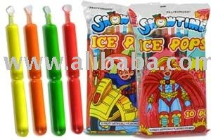 Snowtime Icepops candy