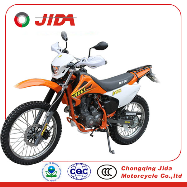 2013 hottest 125cc off road motorcycle for cheap sale JD200GY-8