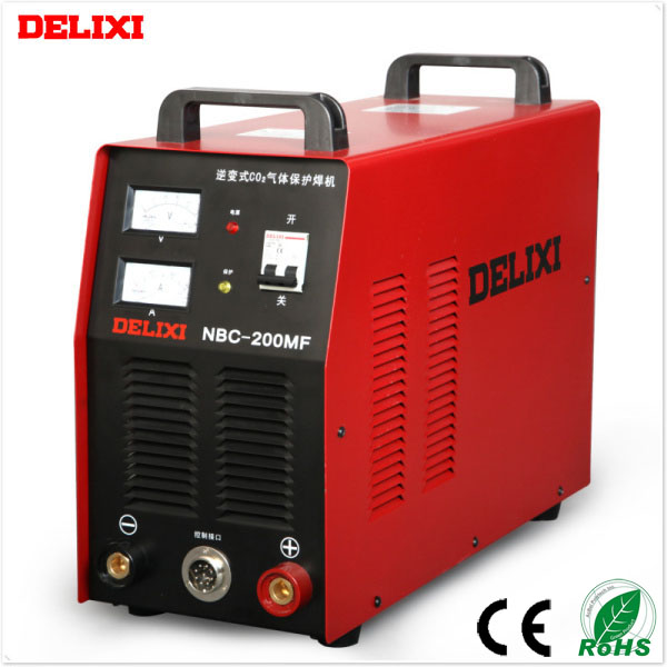 high frequency steel tube mobile ac/dc inverter tig CO2 welding machine NBC-200MF