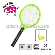 Recargable mosquito swatter killer 3a y flores