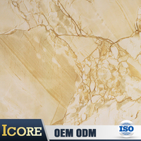 Alibaba Store Low Price In India Glazed Marble Look Porcelain Tile