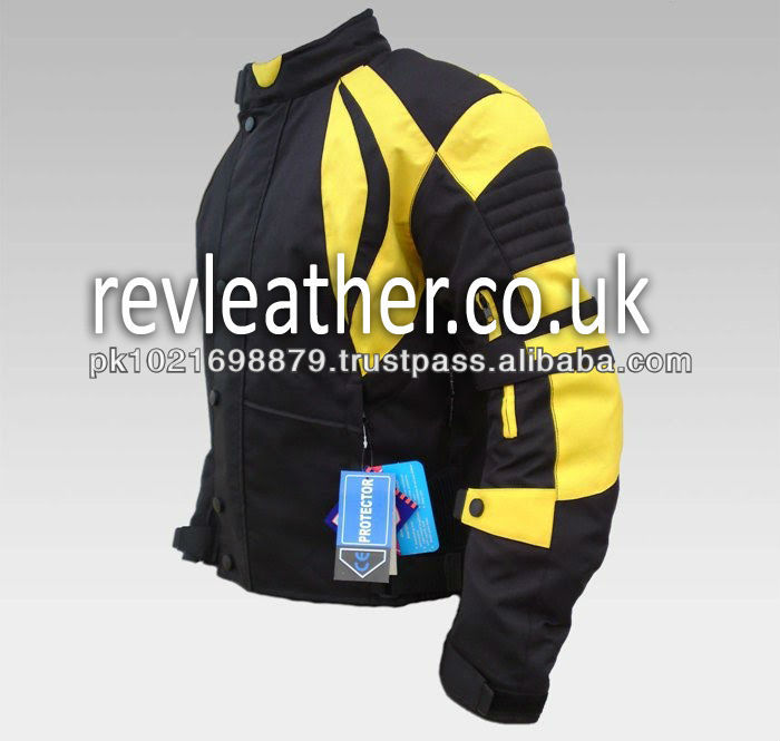 cordura waterproof men motorbike jacket