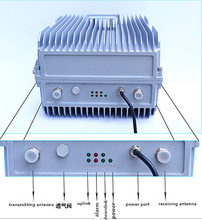 High Power 37dBm GSM 900MHz Outdoor Mobile Phone Signal Booster/Repeater/Amplifier