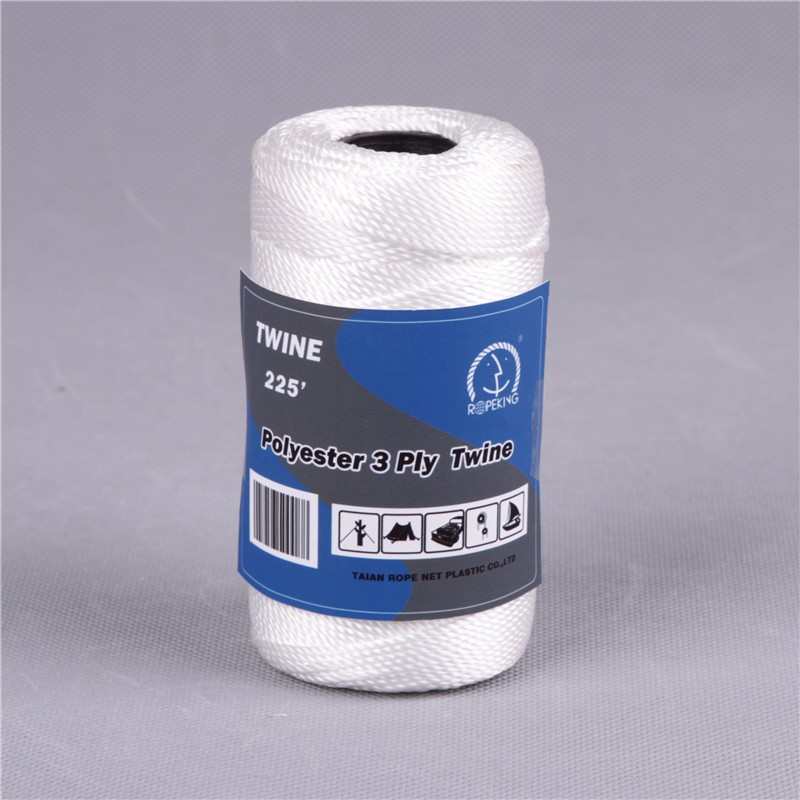 Hot Sale Polyester Twine