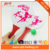 2017 happy summer toy beach paddle racket ball