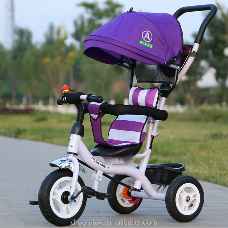 2017 New Children Tricycle Bike Baby Cart Children Bicycle