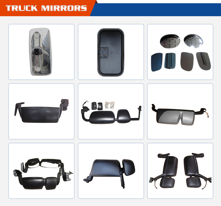9608104616 L 9608103816 R TRUCK BODY PARTS COMPLETE MIRROR FOR MERCEDES BENZ ACTROS WDB960 MP4