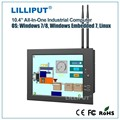 "LILLIPUT 10.4"" X86 Industrial Panel Computer"