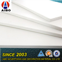100% Original Material Partition White Hard Plastic Sheet