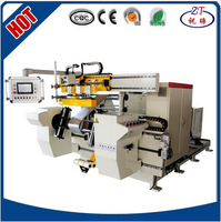 Double Servo Foil Winding Machine Aluminum