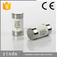 Low Voltage Cylindrical porcelain fuse link