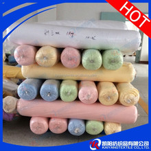 colored customize size logo microfiber cleaning cloth in rolls