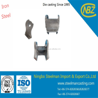Precision products made with steel casting parts investment casting