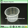 China Disposable Plastic Microwave Round Lunch bowl with Lid