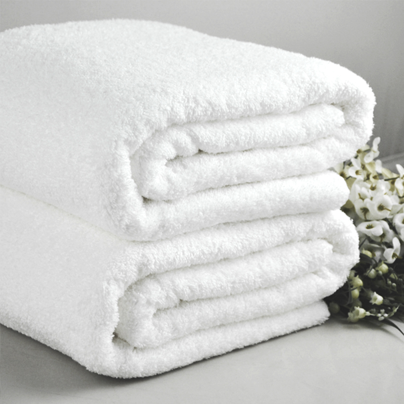 High Density Organic Cotton Bath Towel
