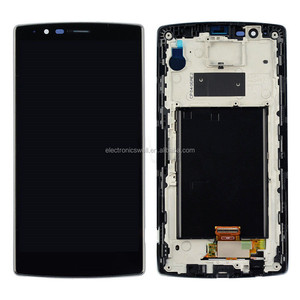 Best Price LCD Assembly Display Touch Screen Digitizer + FRAME Replacement For LG G4 H810 H811 H815 VS986 LS991