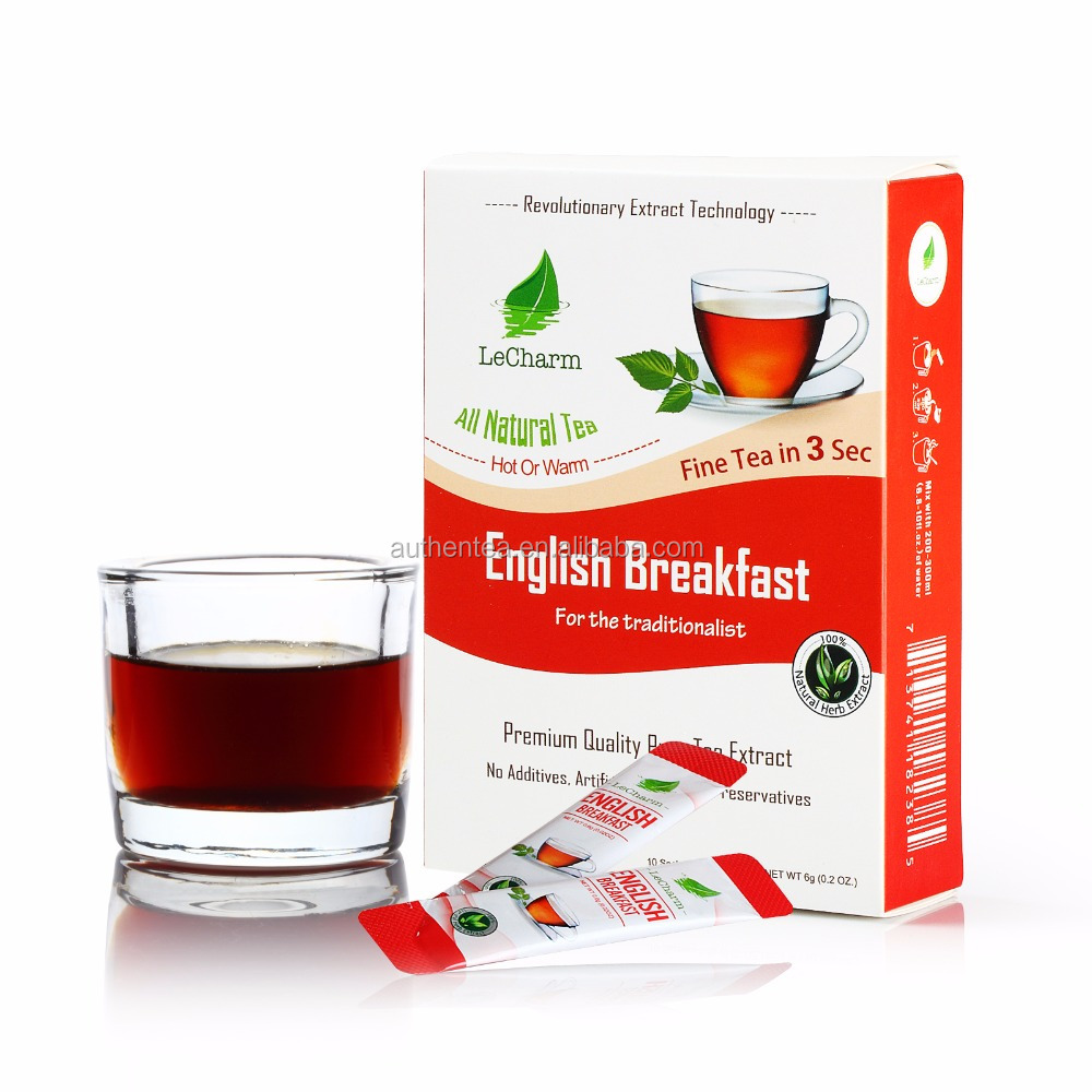 Best Quality Instant Black Tea Extract with Private Label