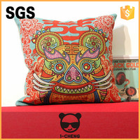2015 new arrival square hard cushion cover can be customized