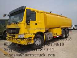 sinotruk Oil Tanker right/left hand drive cars for sale fuel saver