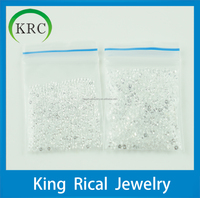 Wholesale high quality natural white topaz gemstones